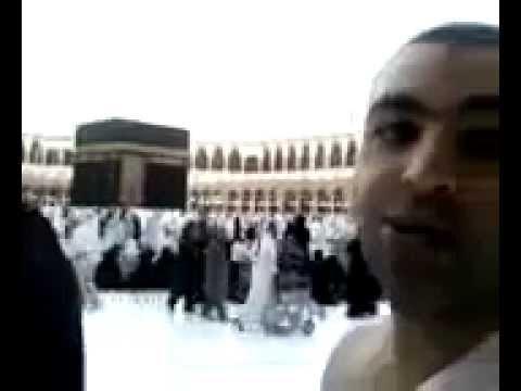 image vid�o تونسي يدعي عالغونشي امام الكعبة