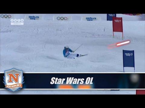 Star Wars alle Olimpiadi Invernali!