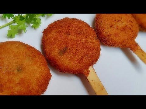 Minced Chicken Lollipops || Chciken Lollipops || Super tasty appetizer