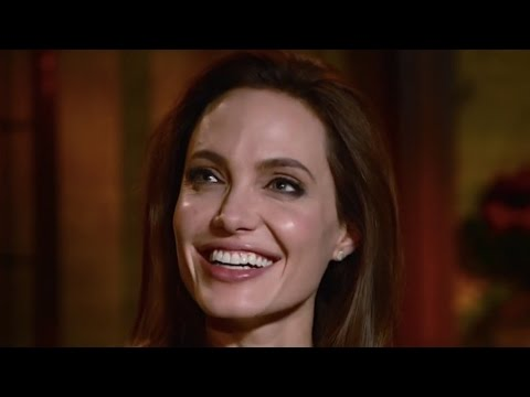 Angelina Jolie On Marriage With Brad Pitt And 'Unbroken' | TODAY