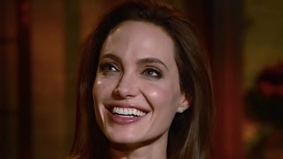 Angelina Jolie On Marriage With Brad Pitt And 'Unbroken'   TODAY
