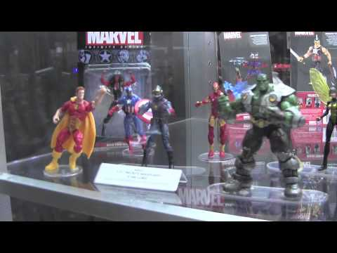 Marvel Legends, Jabba at SDCC 2014