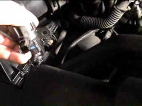 2003 Ford Explorer Service Engine Soon Light EGR Valve Error Code Repair Replace