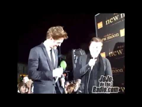 Robert Pattinson......amazing Rob Video