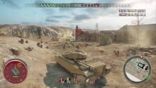 World of Tanks Xbox one FV201 (A45) 4Kills