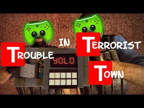 TTT # 221 - Terror im Flugzeug «» Let's Play Trouble in Terrorist Town Garry's Mod | HD