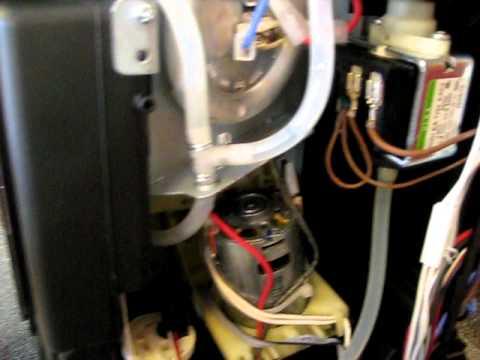 Delonghi Magnifica Water Leak Problem Youtube