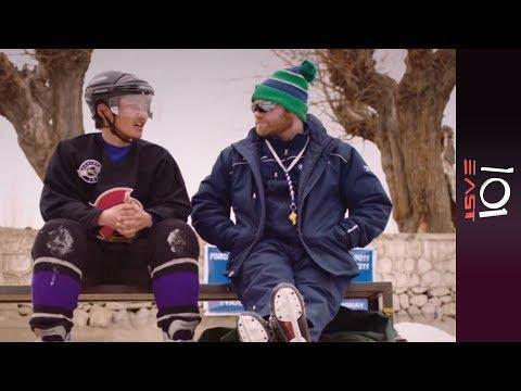 101 East - On Thin Ice: India's National Ice Hockey Team