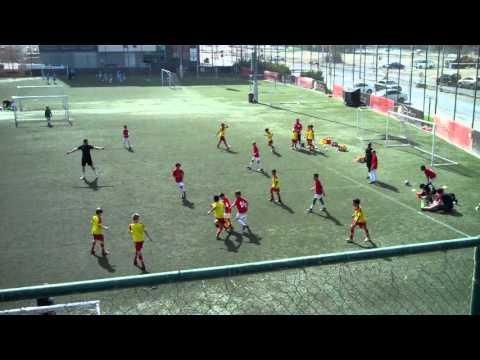 PASS Academy B - Regional Sports - 2nd Half