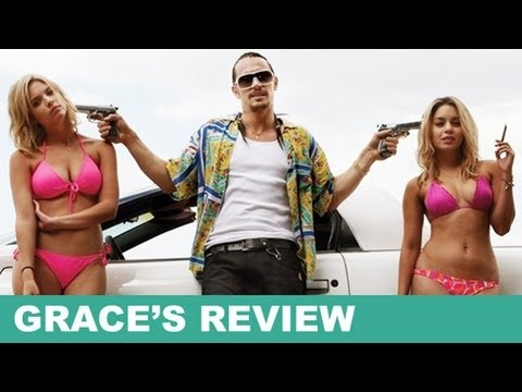 Spring Breakers Movie Review 2013 - James Franco, Selena Gomez : Beyond The Trailer