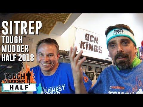 Race Review - Tough Mudder Half 2018