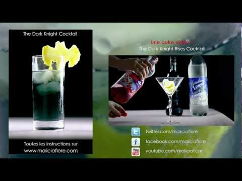 Le Cocktail Batman - Tutoriel FR