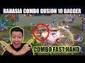 RAHASIA GG COMBO GUSION DIJAMIN LANGSUNG MATI !! - Mobile Legend Bang Bang