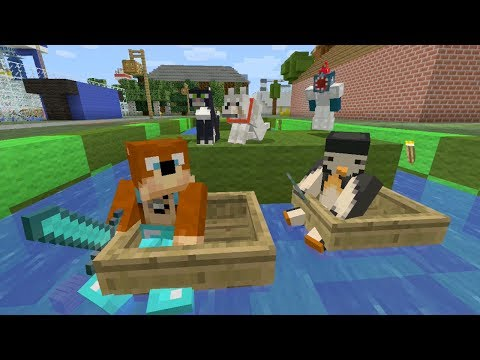 Minecraft Xbox Boaters And Bouncers 156