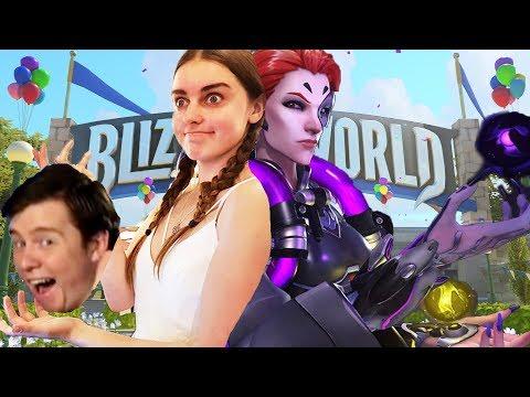 Moira and Me! [NEW OVERWATCH HERO]