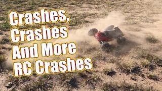 RC Car & Truck Crash Compilation - Radio Control Bashing, Hits, Tumbles & Crashes | RC Driver