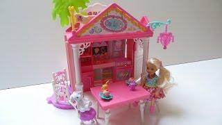 Ngôi Nhà Của Búp Bê Barbie Em Bé Chelsea (Bí Đỏ) Barbie Chelsea Club House - Baby Barbie Doll
