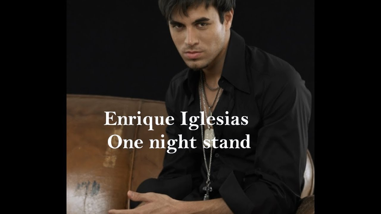 Enrique Iglesias One Night Stand Official Music Video