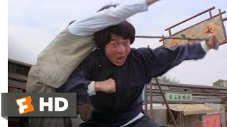 The Legend of Drunken Master (5/12) Movie CLIP - The Name Game (1994) HD