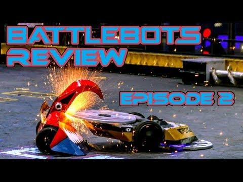 Tearing A Robot In Half - Battlebots Season 3 Review 2