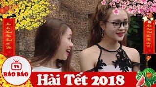 Hài Tết 2018 | Girl Hot gặp Đối tác Tây - Phim Hài Mới Hay Nhất 2018 - Cười Vỡ Bụng