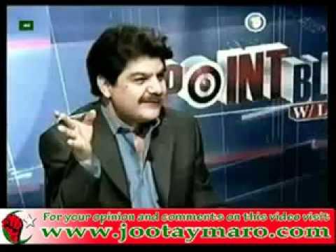 SJ: Luqman Baig vs Sharmila Farooqi