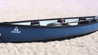 Ascend C14 Canoe,  First Look,  Kayak