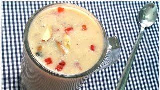 Milkshake in tamil| Healthy breakfast|Kids special|Bargavi's Kitchen