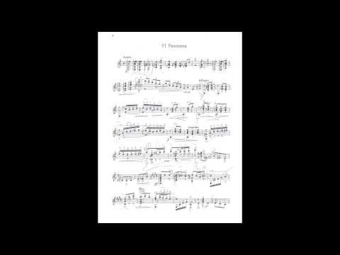 Федерико Морено Торроба - Pieces Caracteristiques