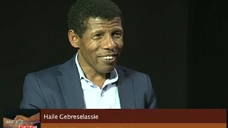 #EBCMEET EBC Interview with-Haile Gebreselassie President ,Ethiopian Athletics Federation