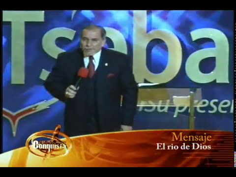 Ministerio Tsebaoth: Apóstol Rony Chaves, El Rio de Dios 1 de 3