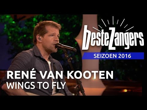 René van Kooten - Wings to fly | Beste Zangers 2016