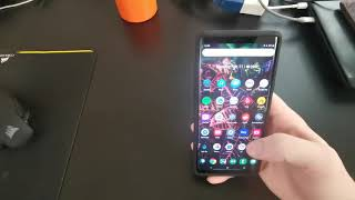Galaxy Note 9 OneUI Android Pie Review and Bonus HP Laptdock Test