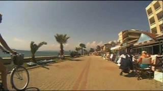 Calis centre to Sunset Beach Club