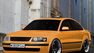 Virtual Tuning - Volkswagen Passat B5 #188