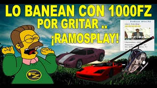 ¡CARGA 1000FZ Y LO BANEAN POR GRITAR RAMOSPLAY EN CAMIONEROS!