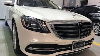 Used 2018 Mercedes-Benz S-Class Annapolis MD Baltimore, MD #QP346357