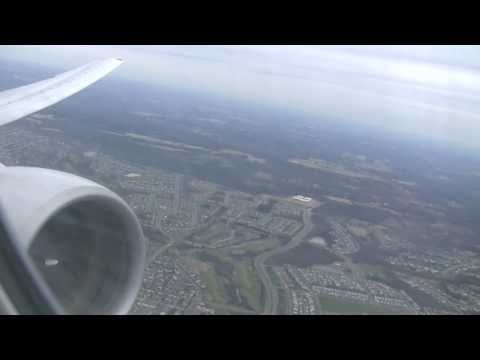 United Airlines Boeing 777-200 POWERFUL Takeoff Washington Dulles - THE BEST