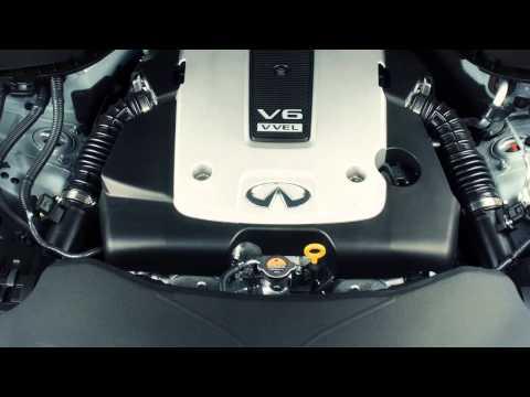 2013 Infiniti FX - Vehicle Dynamic Control (VDC)