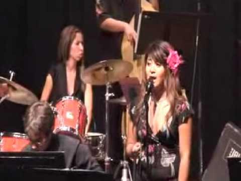 Cal Poly Jazz Band - Candice Brown - I Remember You (Schertzinger, Mercer 1941)