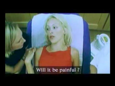 Dolor - Depilarse la entrepierna peor que un embarazo