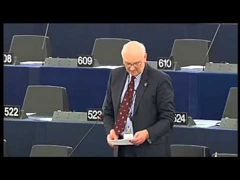 EU-funded 'European Political Parties' to be allowed to campaign nationally - Stuart Agnew MEP