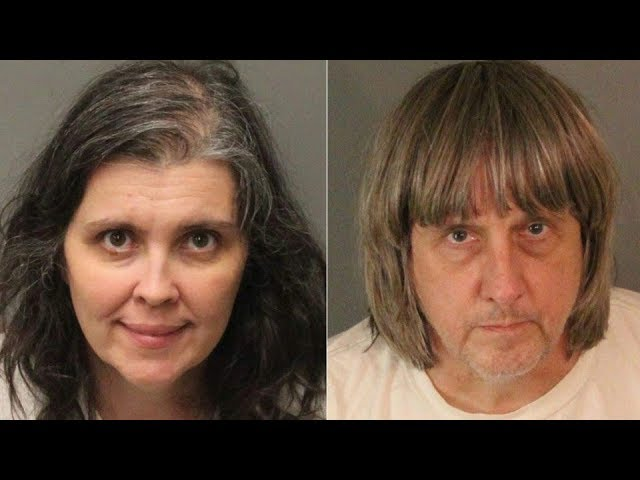 Horrific Details Emerge As Perris Parents Accused Of Holding Their 13 Children Captive Are Charged