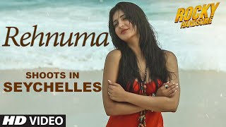 ROCKY HANDSOME Shooting in Seychelles | REHNUMA Video Song | John Abraham, Shruti  Haasan | T-Series