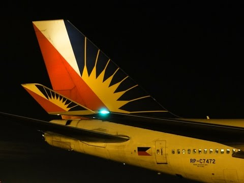 Philippine Airlines Boeing 747-400 Farewell Video in HD