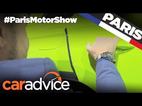 2017 Skoda Kodiaq Door Protectors - 2016 Paris Motor Show