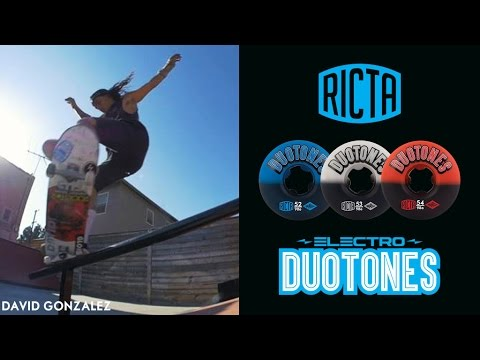 David Gonzalez: Backyard session with Ricta Duo Tones