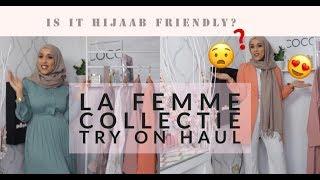 LA FEMME COLLECTIE TRY ON HAUL + STYLINGTIPS