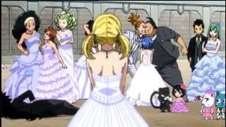 Fairy Tail- Wedding Madness [Episode 163]