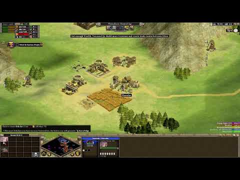 Let's Play Rise of Nations: Extended Edition - Part. 1 (Alexander Campaign)